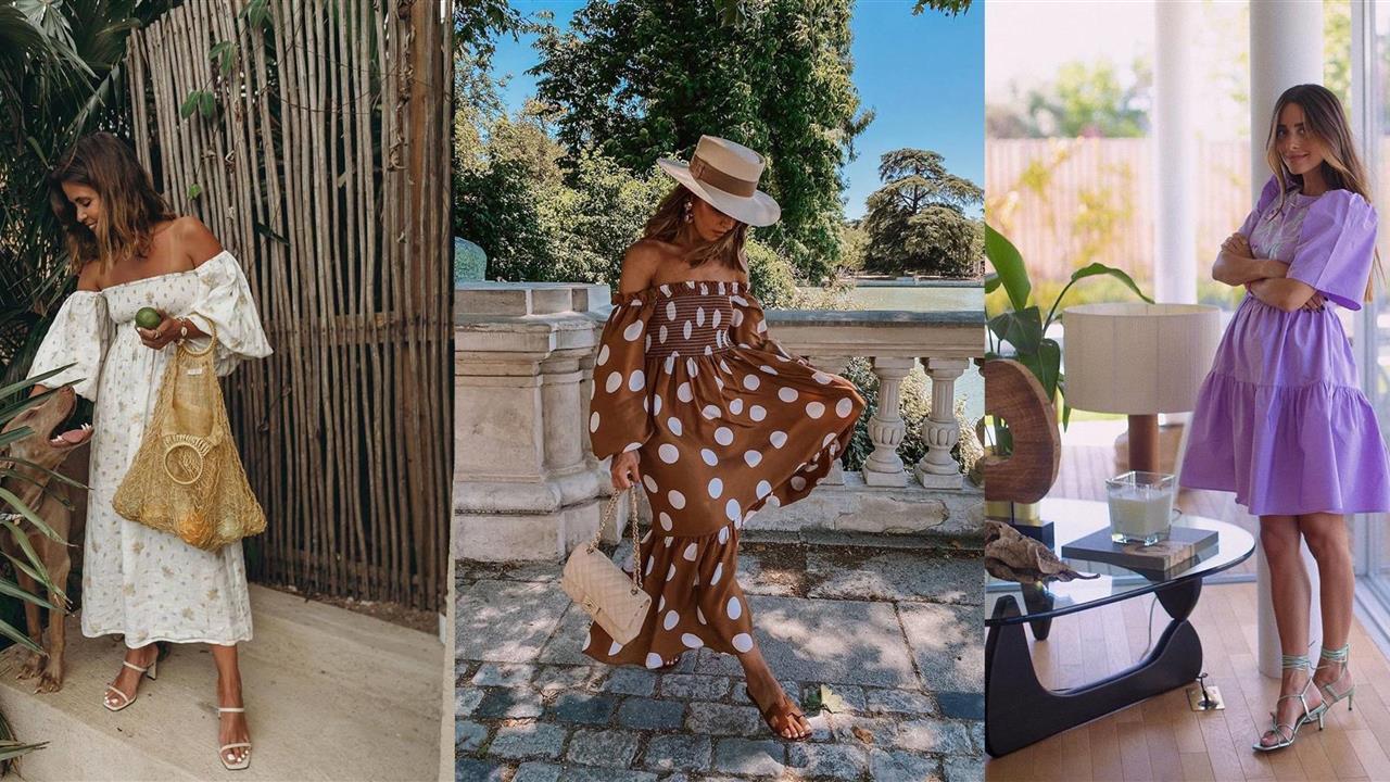 Este es el vestido más 'instagrameado' del verano 2020 (y que tú querrás llevar ya)