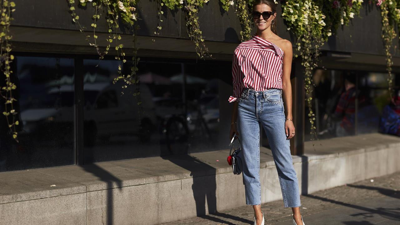 ¿Pantalones vaqueros en verano? Cómo llevarlos sin pasar calor y verte más estilizada