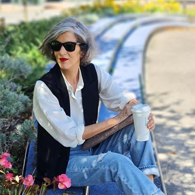 Estas zapatillas de H&M te harán parecer más alta incluso con vestidos largos de otoño